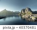ノルウェー 村 ノルディックの写真 40370481