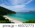 海 阿嘉島 風景の写真 40372773