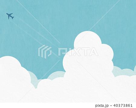 背景-夏-雲 40373861