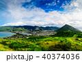 ハワイ オアフ島 海の写真 40374036