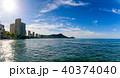 ハワイ ワイキキ ワイキキビーチの写真 40374040