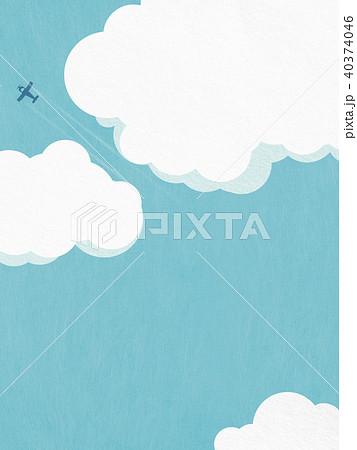 背景-夏-雲 40374046