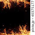 火 ほのお 炎の写真 40375177