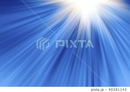 光の放射 40381143