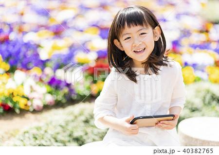 少女 公園 40382765