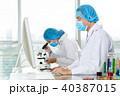 ラボ 研究室 研究員の写真 40387015