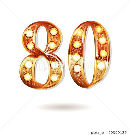 golden number - 80 40390126