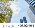 ビル 高層ビル 新宿の写真 40392494
