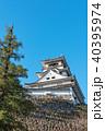 高知城 城 天守閣の写真 40395974