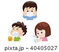 風邪予防(手洗い・うがい・マスク) 40405027