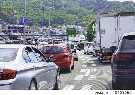 大型連休の渋滞イメージ 40405660
