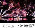 敦賀 花火大会 人々の写真 40409437