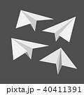 空中 宙 空気のイラスト 40411391