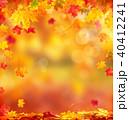 あき 秋 背景の写真 40412241
