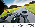 乗り物 バイク 車両の写真 40414729