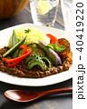 夏野菜カレー 40419220