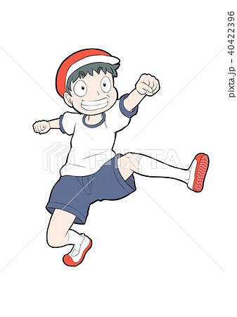 体操服の男子 40422396