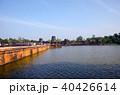 アンコールワット カンボジア 世界遺産の写真 40426614