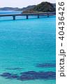海 橋 角島大橋の写真 40436426