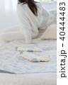 女性 ルームソックス リラックスの写真 40444483