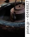鉄瓶 40448827