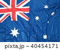 オーストラリア国旗 40454171