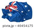オーストラリア国旗 40454175