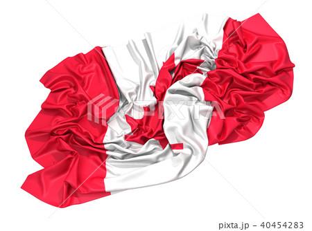 カナダ国旗 40454283