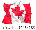 カナダ国旗 40454285