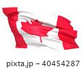 カナダ国旗 40454287