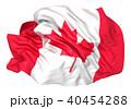カナダ国旗 40454288