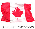 カナダ国旗 40454289