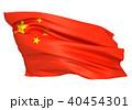 中国国旗 40454301