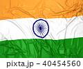 インド国旗 40454560