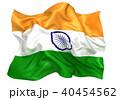 インド国旗 40454562