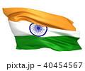 インド国旗 40454567