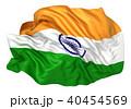 インド国旗 40454569