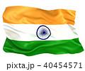 インド国旗 40454571