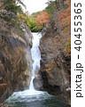 秋の仙娥滝と虹(御嶽昇仙峡) 40455365