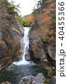 秋の仙娥滝と虹(御嶽昇仙峡) 40455366