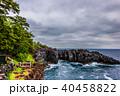 城ケ崎 城ケ崎海岸 海岸の写真 40458822
