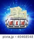 スロット カジノ カジノののイラスト 40468548