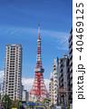 【東京タワー 街並み】 40469125