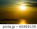 火の山公園から眺める夕陽 40469136