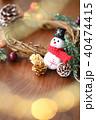クリスマスイメージ 40474415