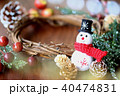 クリスマスイメージ 40474831