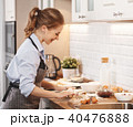 クッキー キッチン 台所の写真 40476888