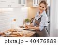 クッキー キッチン 台所の写真 40476889