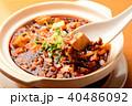 麻婆豆腐 中華料理 40486092