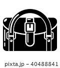 トラベル 鞄 旅行先のイラスト 40488841